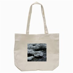 Ice And Water Tote Bag (cream)