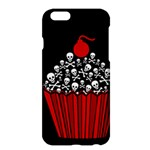 Skull Cupcake Apple iPhone 6 Plus/6S Plus Hardshell Case