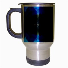 Herbert Lake Travel Mug (silver Gray) by trendistuff