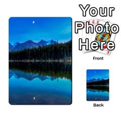 Herbert Lake Multi Purpose Cards (rectangle)  by trendistuff