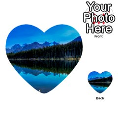 Herbert Lake Multi Purpose Cards (heart)  by trendistuff