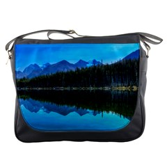 Herbert Lake Messenger Bags by trendistuff