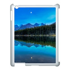 Herbert Lake Apple Ipad 3/4 Case (white) by trendistuff
