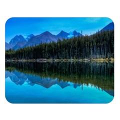 Herbert Lake Double Sided Flano Blanket (large)  by trendistuff