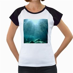 Crater Lake National Park Women s Cap Sleeve T by trendistuff