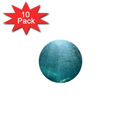 Crater Lake National Park 1  Mini Buttons (10 Pack)  by trendistuff