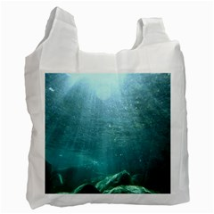 Crater Lake National Park Recycle Bag (two Side)  by trendistuff