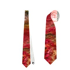 Cano Cristales 1 Neckties (two Side)