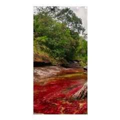 Cano Cristales 1 Shower Curtain 36  X 72  (stall)  by trendistuff