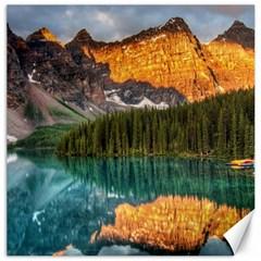 Banff National Park 4 Canvas 16  X 16   by trendistuff