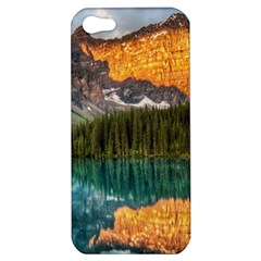 Banff National Park 4 Apple Iphone 5 Hardshell Case by trendistuff