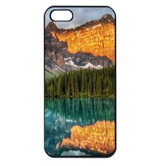 Banff National Park 4 Apple Iphone 5 Seamless Case (black) by trendistuff