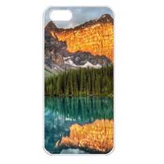 Banff National Park 4 Apple Iphone 5 Seamless Case (white) by trendistuff