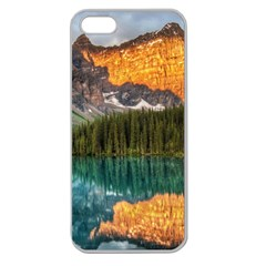 Banff National Park 4 Apple Seamless Iphone 5 Case (clear) by trendistuff