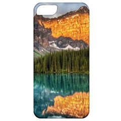 Banff National Park 4 Apple Iphone 5 Classic Hardshell Case by trendistuff