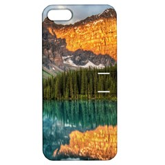 Banff National Park 4 Apple Iphone 5 Hardshell Case With Stand by trendistuff