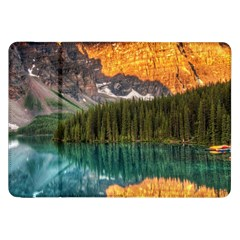 BANFF NATIONAL PARK 4 Samsung Galaxy Tab 8.9  P7300 Flip Case by trendistuff