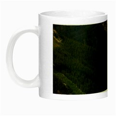 Banff National Park 3 Night Luminous Mugs by trendistuff
