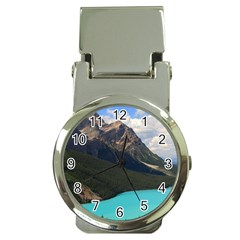 Banff National Park 3 Money Clip Watches by trendistuff