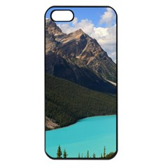 Banff National Park 3 Apple Iphone 5 Seamless Case (black) by trendistuff