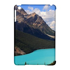 Banff National Park 3 Apple Ipad Mini Hardshell Case (compatible With Smart Cover) by trendistuff