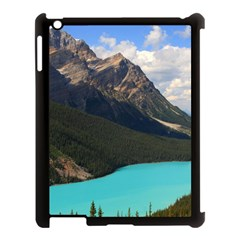 Banff National Park 3 Apple Ipad 3/4 Case (black) by trendistuff