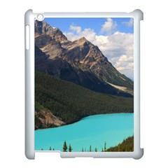 Banff National Park 3 Apple Ipad 3/4 Case (white) by trendistuff