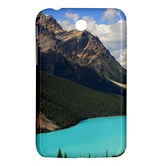 Banff National Park 3 Samsung Galaxy Tab 3 (7 ) P3200 Hardshell Case  by trendistuff