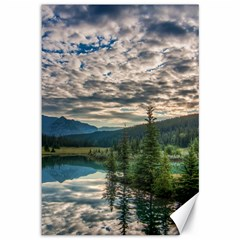 BANFF NATIONAL PARK 2 Canvas 12  x 18   by trendistuff