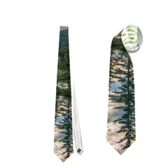 BANFF NATIONAL PARK 2 Neckties (Two Side)  by trendistuff