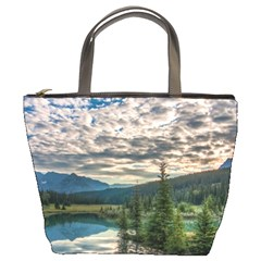 Banff National Park 2 Bucket Bags by trendistuff
