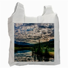 Banff National Park 2 Recycle Bag (one Side) by trendistuff