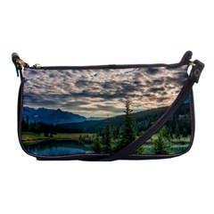 Banff National Park 2 Shoulder Clutch Bags by trendistuff