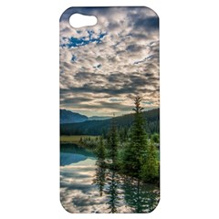 Banff National Park 2 Apple Iphone 5 Hardshell Case by trendistuff