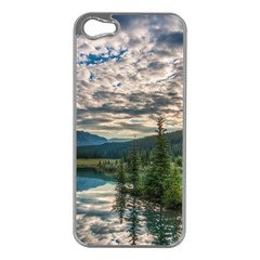 Banff National Park 2 Apple Iphone 5 Case (silver) by trendistuff
