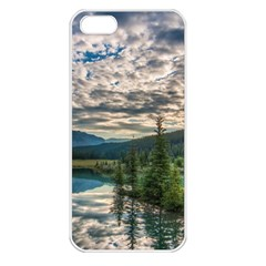 Banff National Park 2 Apple Iphone 5 Seamless Case (white) by trendistuff