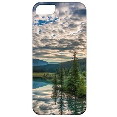 Banff National Park 2 Apple Iphone 5 Classic Hardshell Case by trendistuff