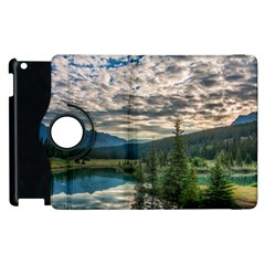 Banff National Park 2 Apple Ipad 3/4 Flip 360 Case by trendistuff