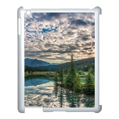 Banff National Park 2 Apple Ipad 3/4 Case (white) by trendistuff