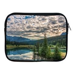 Banff National Park 2 Apple Ipad 2/3/4 Zipper Cases by trendistuff