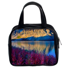 Banff National Park 1 Classic Handbags (2 Sides) by trendistuff