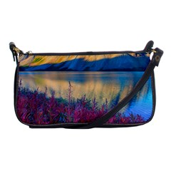 Banff National Park 1 Shoulder Clutch Bags by trendistuff