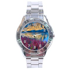 Banff National Park 1 Stainless Steel Men s Watch by trendistuff