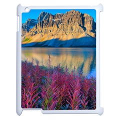 Banff National Park 1 Apple Ipad 2 Case (white) by trendistuff