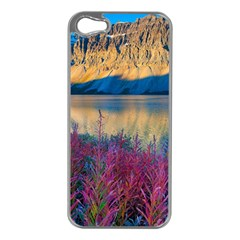 Banff National Park 1 Apple Iphone 5 Case (silver) by trendistuff