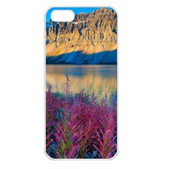 Banff National Park 1 Apple Iphone 5 Seamless Case (white) by trendistuff