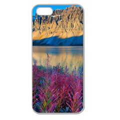 Banff National Park 1 Apple Seamless Iphone 5 Case (clear) by trendistuff