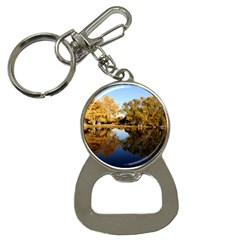 Autumn Lake Bottle Opener Key Chains by trendistuff