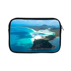 Whitehaven Beach 2 Apple Ipad Mini Zipper Cases by trendistuff