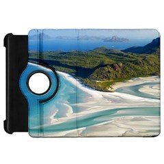 Whitehaven Beach 1 Kindle Fire Hd Flip 360 Case by trendistuff